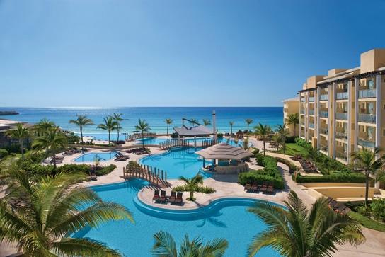 Now Jade Riviera Cancun All Inclusive Honeymoons