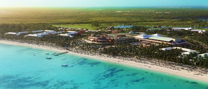 Barcelo Bavaro Palace Deluxe, Punta Cana Honeymoons
