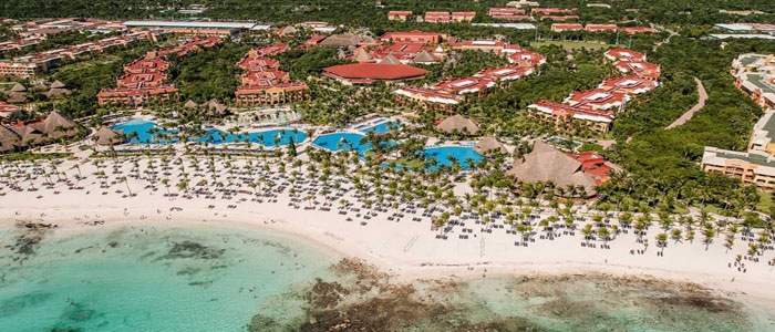 Barcelo Maya Colonial and Tropical, All Inclusive Honeymoons