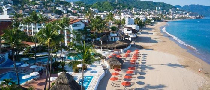 Buenaventura Gran Hotel Puerto Vallarta Honeymoon