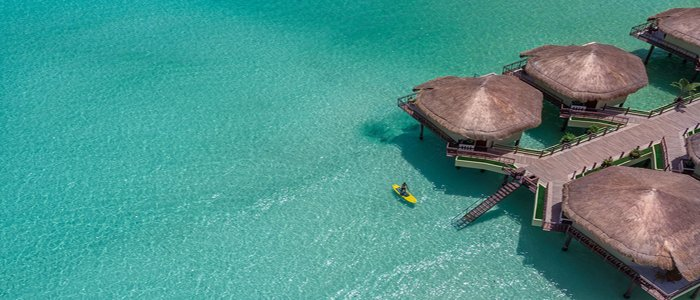 imgEl Dorado Maroma, Over the Water Suites