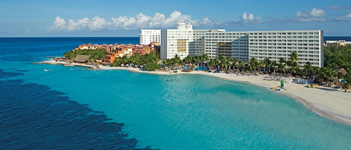 Dreams Sands Cancun, All Inclusive Honeymoons & Weddings