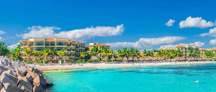 El Cid Marina Beach Mazatlan Honeymoon