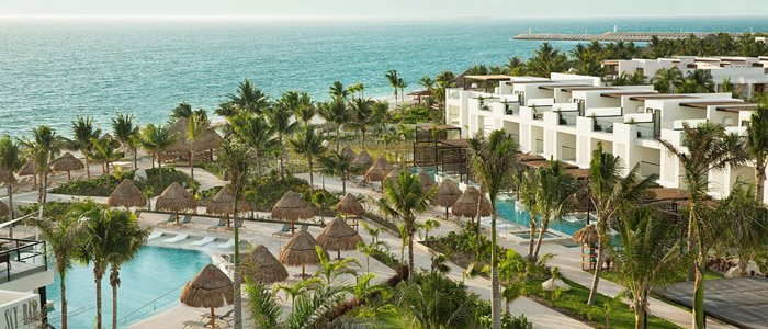 Finest Playa Mujeres Best All Inclusive Wedding Resorts