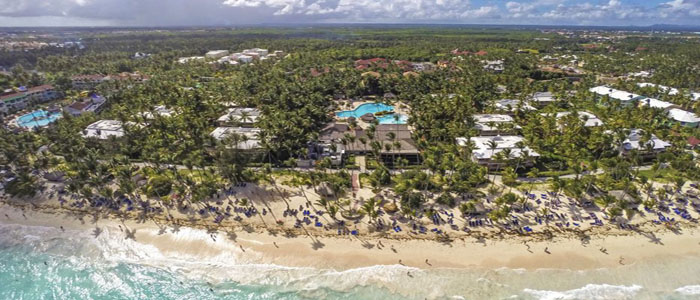 Grand Palladium Palace Resort, Punta Cana Honeymoons