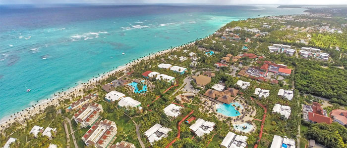Grand Palladium Punta Cana Resort All Inclusive Honeymoon Vacation And Wedding Packages