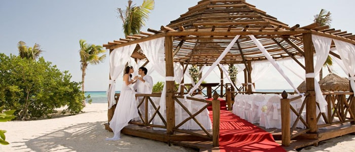 All Inclusive Riviera Maya Wedding Packages Are Available At The Grand Princess