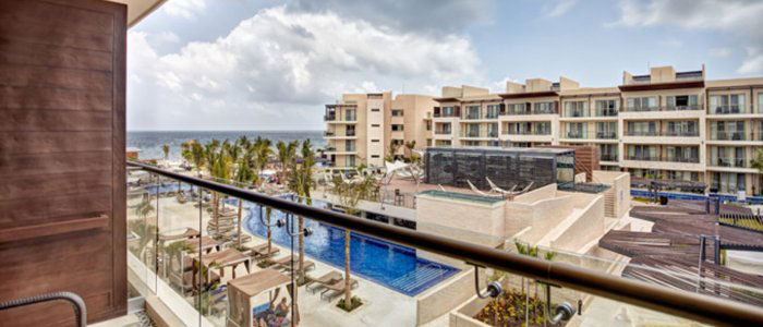 Hideaway at royalton riviera cancun adults only all - Cancun 2 bedroom suites all inclusive ...