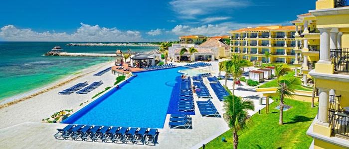 Hotel Marina El Cid Spa And Beach Resort All Inclusive Riviera Maya Honeymoon Vacation Packages