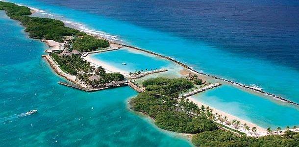 Renaissance Aruba on a private island