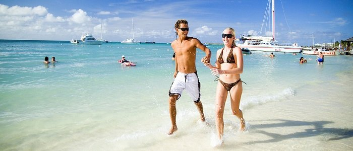 aruba honeymoon package