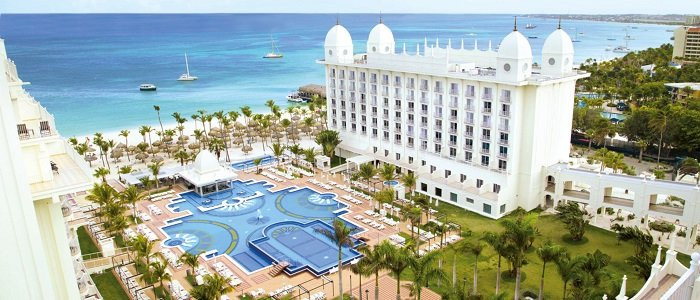 all inclusive riu palace aruba resort