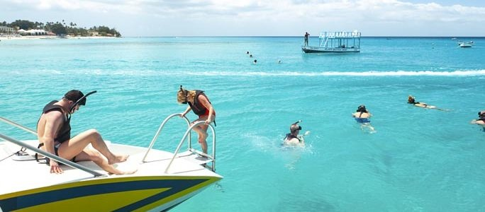Barbados Resorts include scuba diving