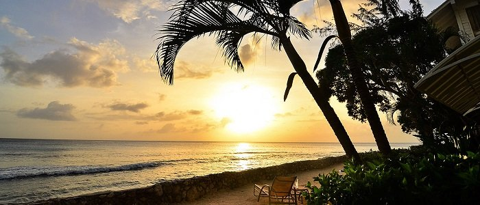 Barbados Resorts include romantic sunsets