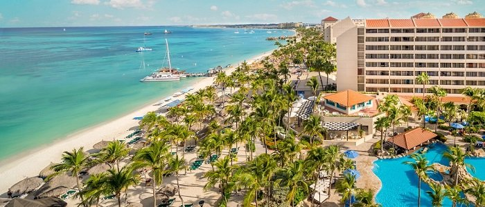 Barcelo Aruba all inclusive resort