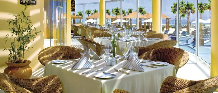Tropical dining experience at Pueblo Bonito Pacifica