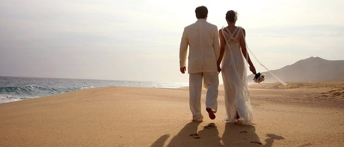 Affordable destination wedding packages available