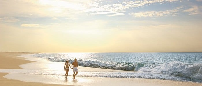 Los Cabos offers romantic getaways just for two