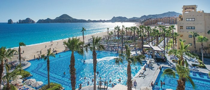 Los Cabos breathtaking views of sun sand and waves