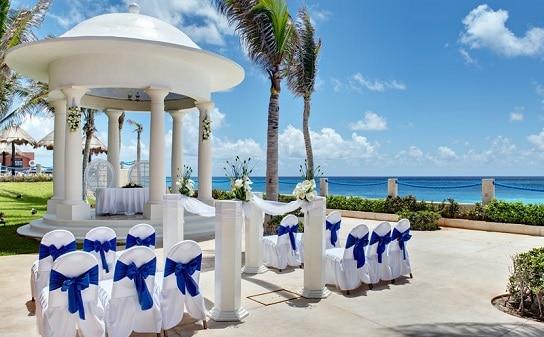 Barcelo Tucancun Beach Resort Cancun Honeymoon