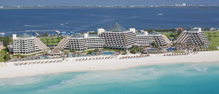 Paradisus Cancun Resort | All Inclusive Honeymoons