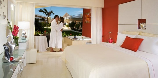 Temptation Resort Adults Only Cancun Honeymoons