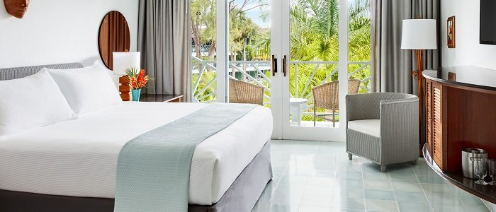Couples Negril garden view room