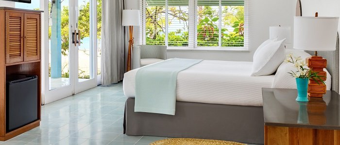 Couples Negril beachfront suite