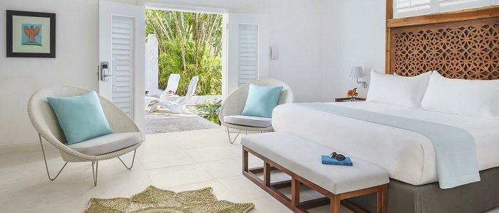 Couples Tower Isle Oasis Spa Villa suite