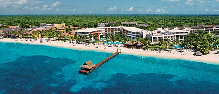 Secrets Aura Cozumel all inclusive stays