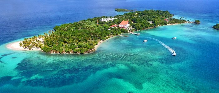 Luxury Bahia Principe Cayo Levantado all inclusive resort