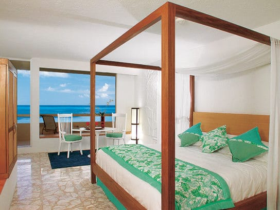 Dream Cancun Deluxe Ocean Front Room