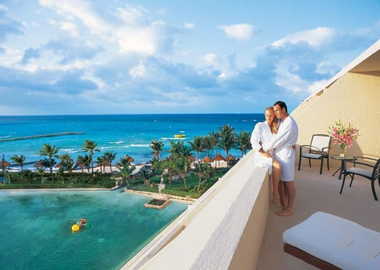 Dreams Cancun Deluxe Ocean View Room