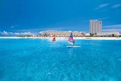 dreams cancun includes watersports