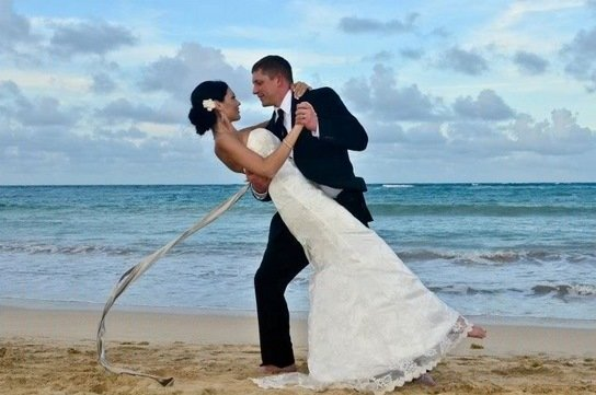Keri's punta cana wedding