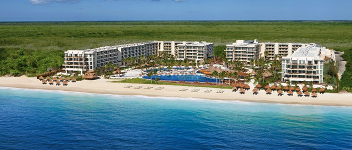 dreams riviera cancun wedding resort