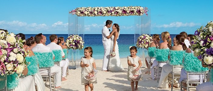 all inclusive cancun wedding