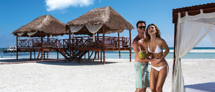 El Dorado offers great honeymoon packages at affordable prices - book with us!!