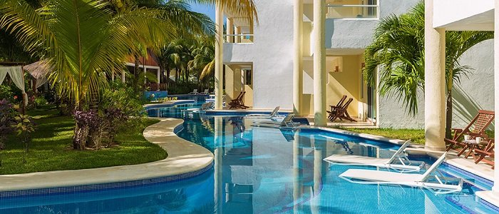 El Dorado Seaside Suites Adults Only All Inclusive