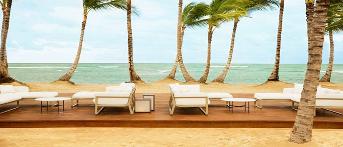 Excellence El Carmen includes white sandy beaches and blue waters