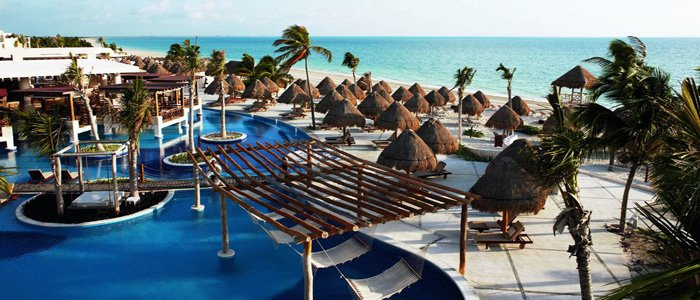 Excellence Playa Mujeres offers all inclusive luxury