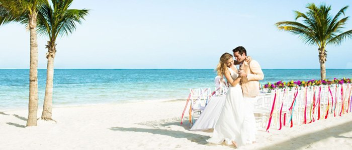 Excellence Playa Mujeres includes wedding packages
