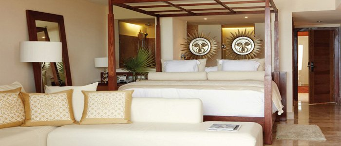 Excellence Playa Mujeres includes luxury junior suites