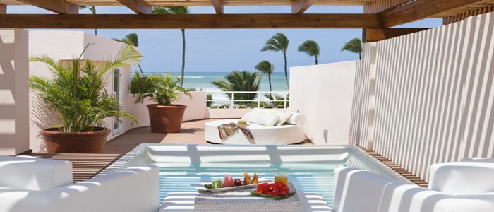 Excellence Punta Cana honeymoon suite