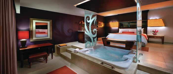Hard Rock Punta Cana includes amazing luxury suites with stunning views