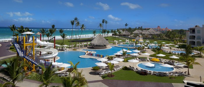 Hard Rock Punta Cana offers all inclusive resort