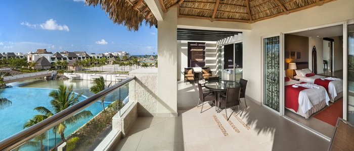 Hard Rock Punta Cana includes private balcony