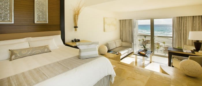 Le Blanc Cancun includes luxurious all inclusive stays