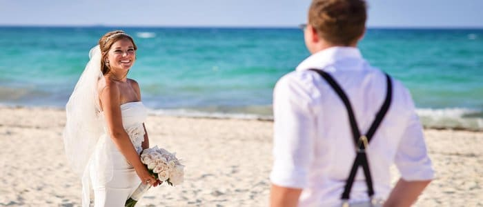 Moon Palace Cancun includes affordable wedding packages