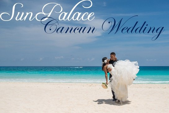 Sun Palace Cancun includes wedding packages
